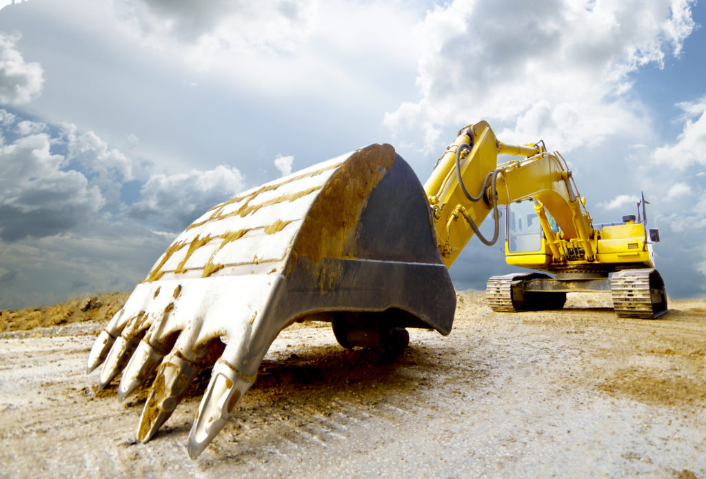Financing Heavy Equipment and Excavators