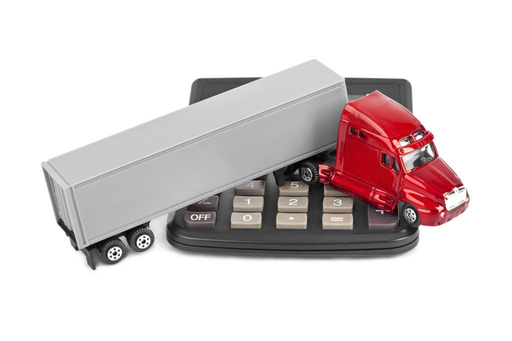 calculating the cost of semi truck financing