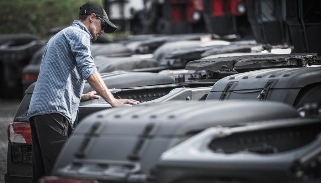 Semi Truck Buyer Research