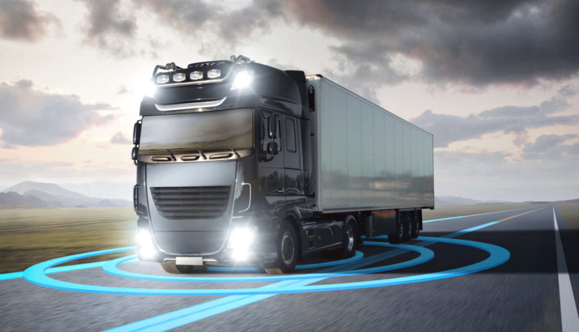 Why the Future of Driverless Trucks Aren't Driverless