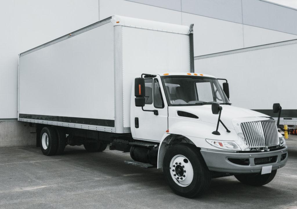 box truck lease
