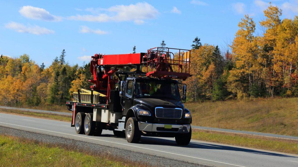 bucket truck lease