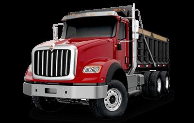 Dump Truck Financing - 400x250