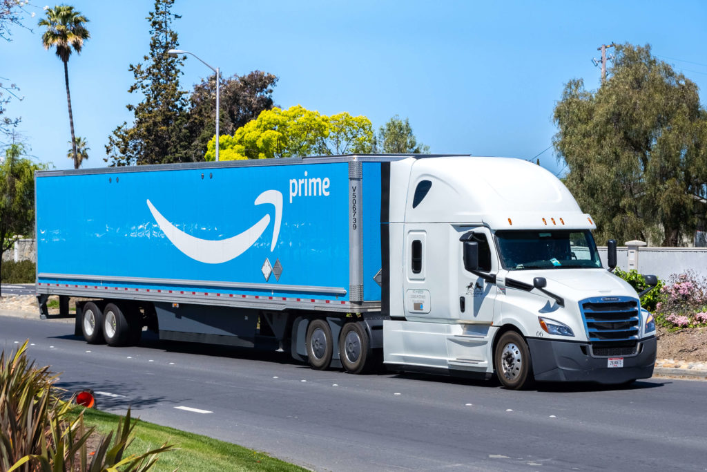 Amazon and The Trucking Industry