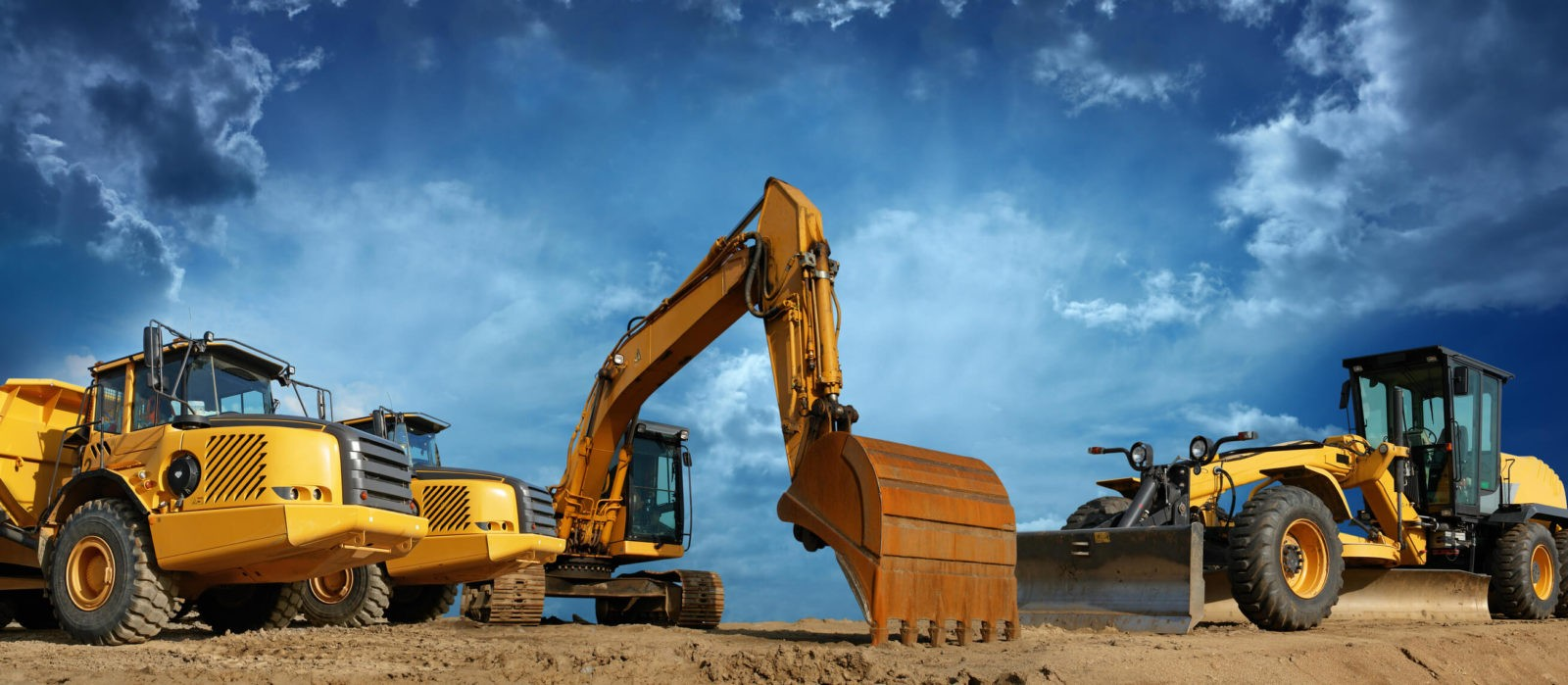 Heavy Duty Equipment Financing
