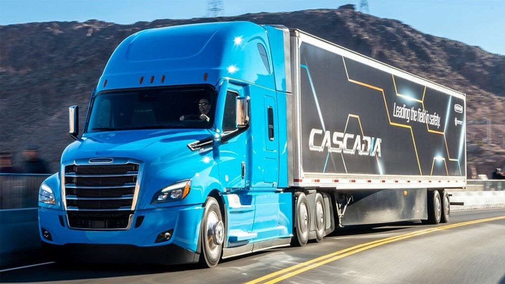 most popular semi trucks in America