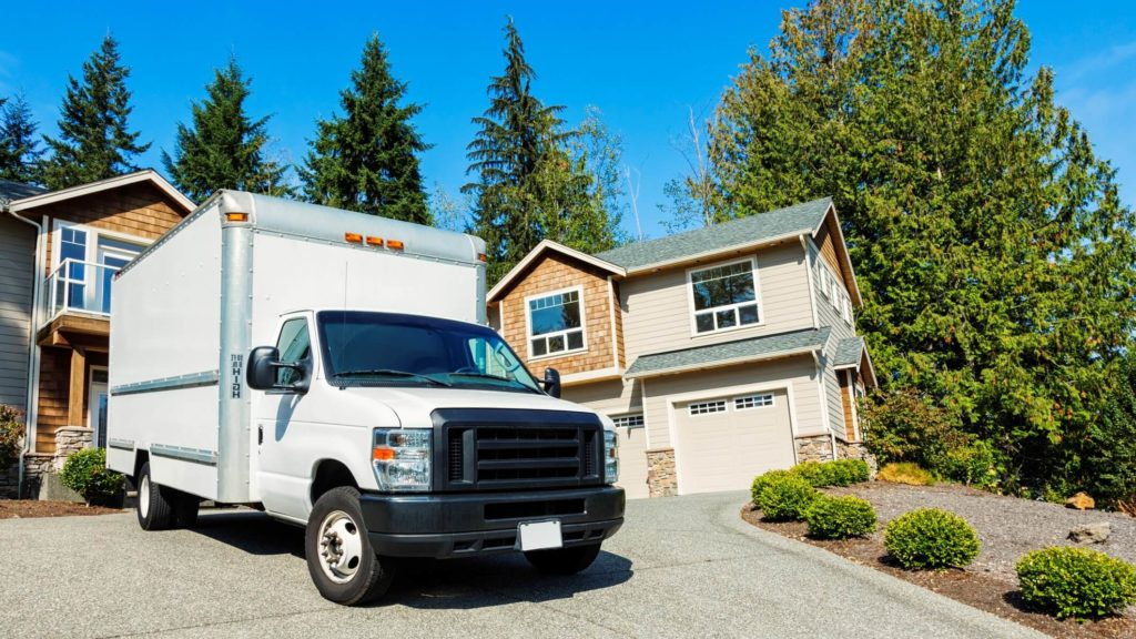 Moving Van Financing