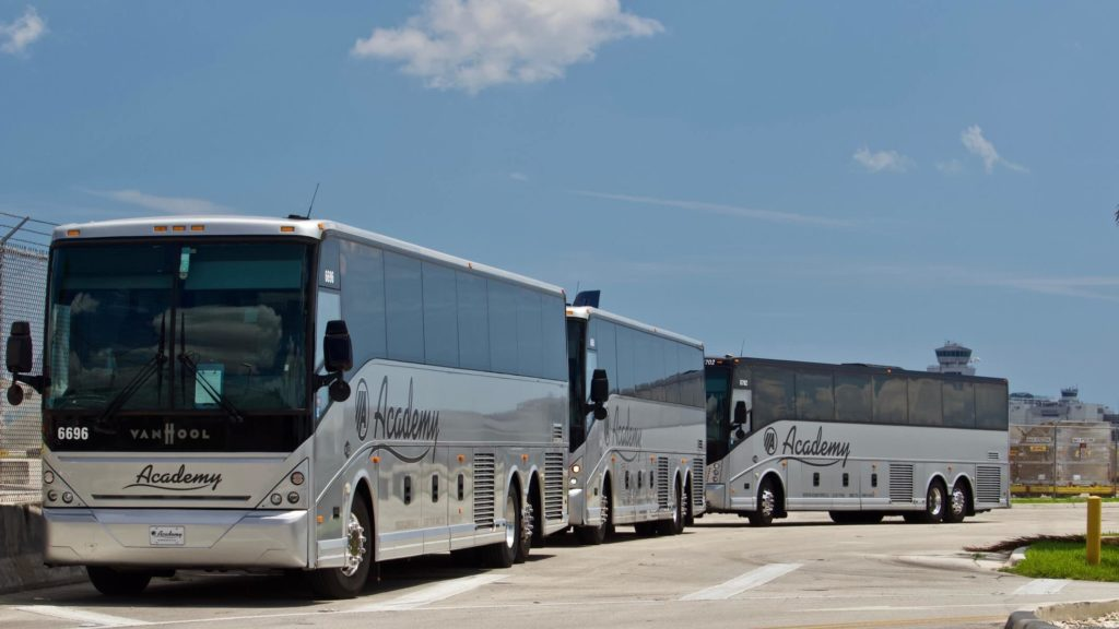 Shuttle Bus Financing