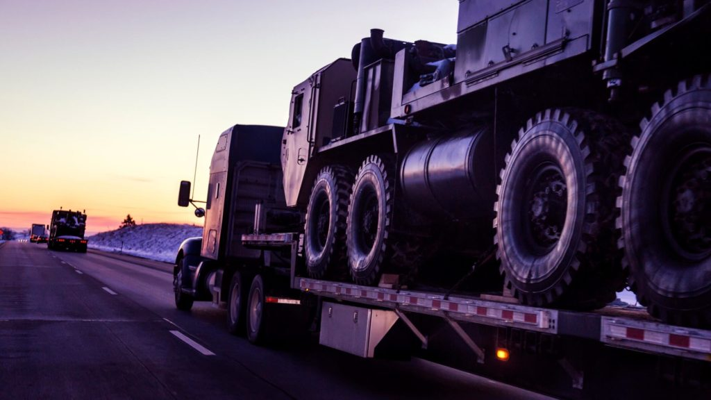 heavy haul trailer financing