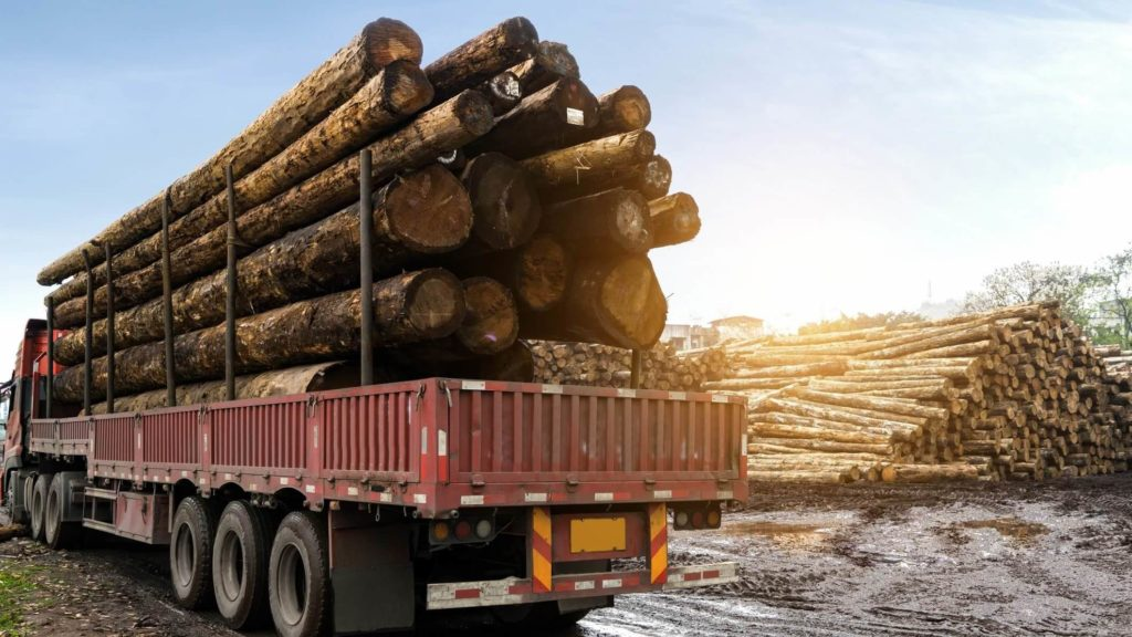 Logging Truck Financing