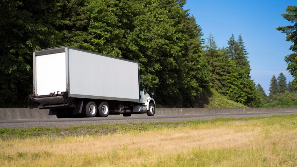 straight truck financing