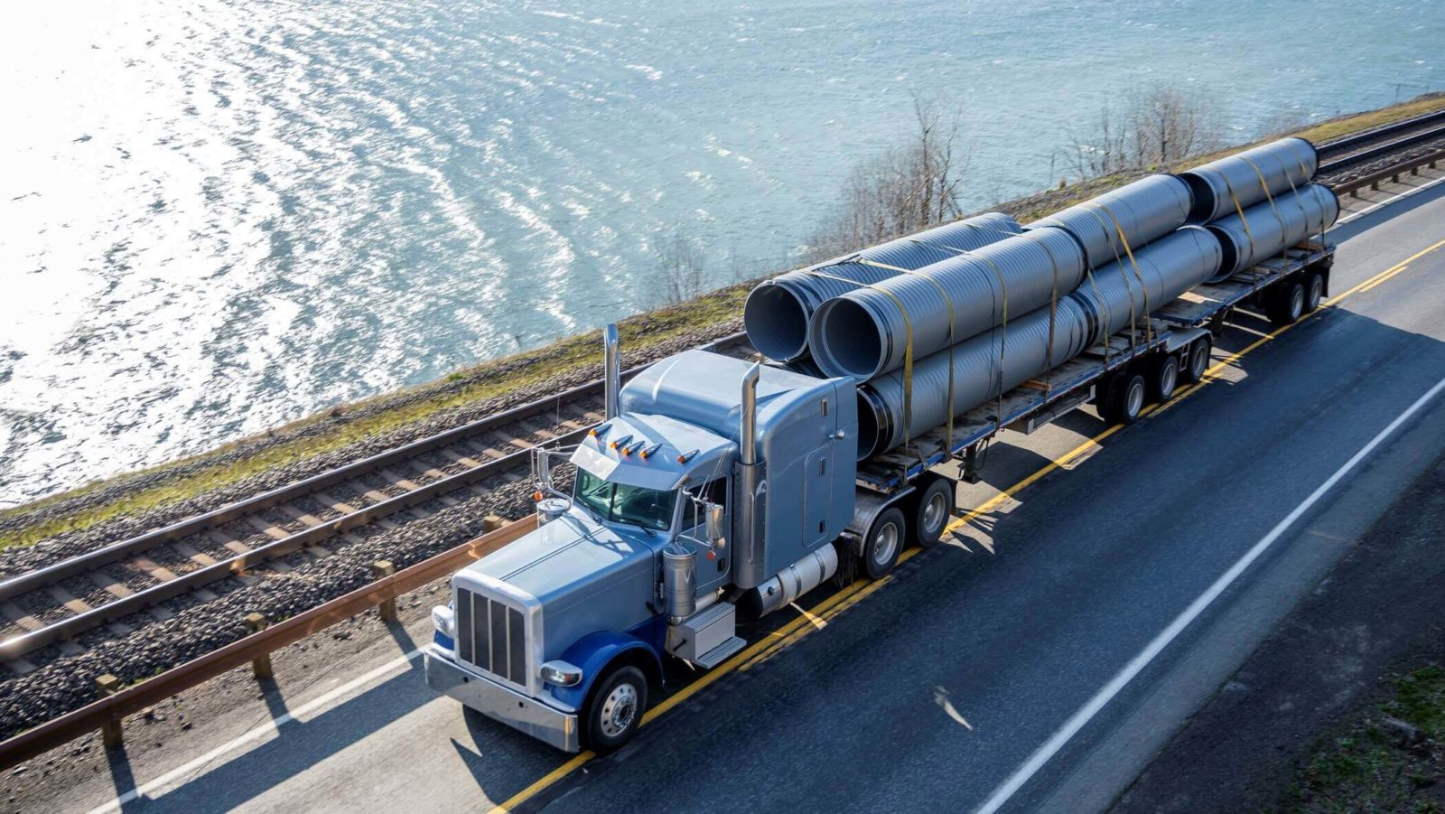 Different Types Of Trailers For Semi Trucks Topmark Funding