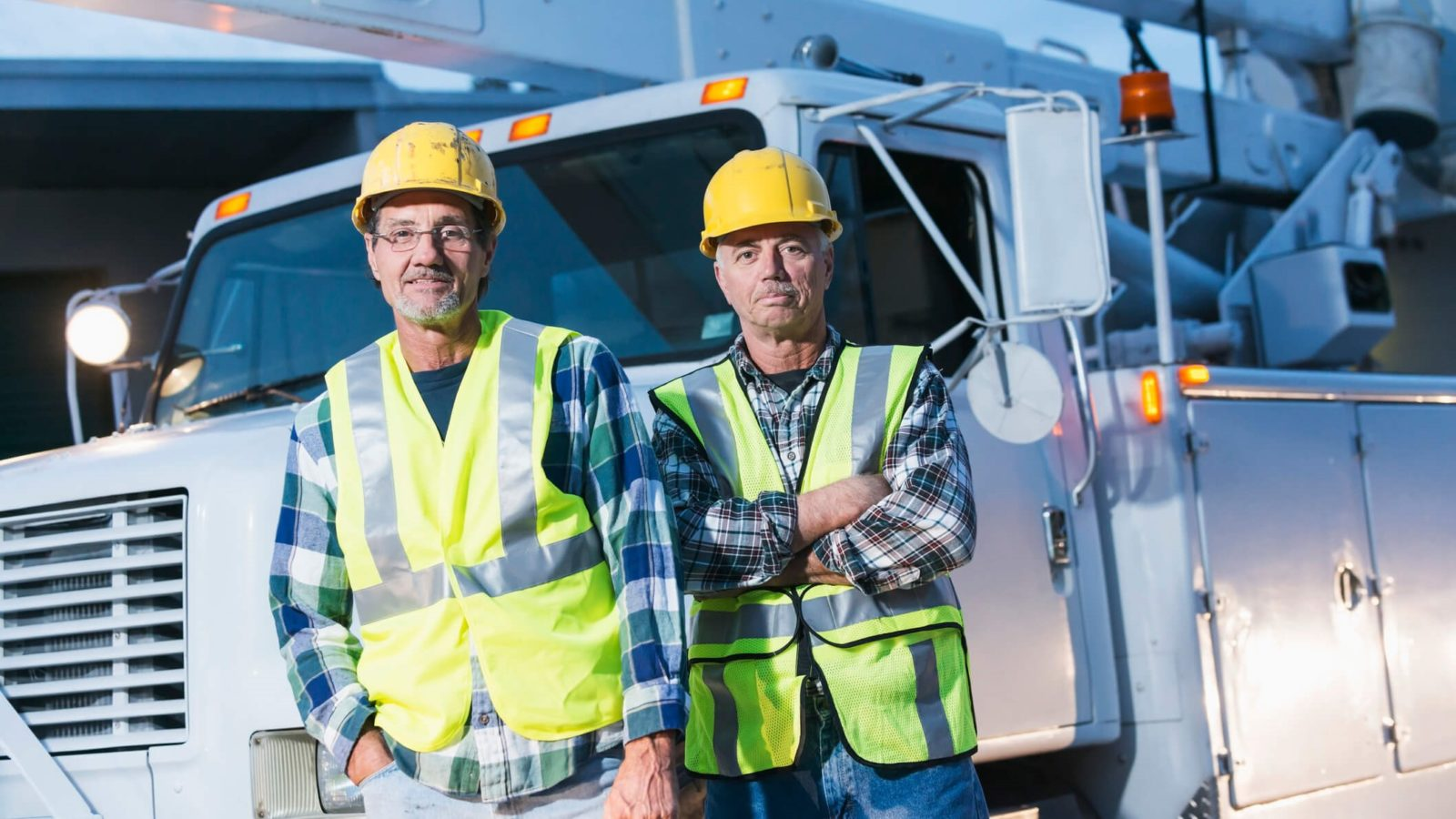utility truck financing