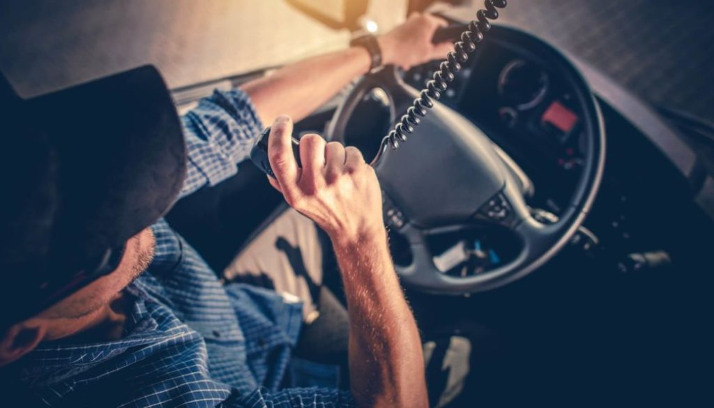 CB Radio and Trucker Slang