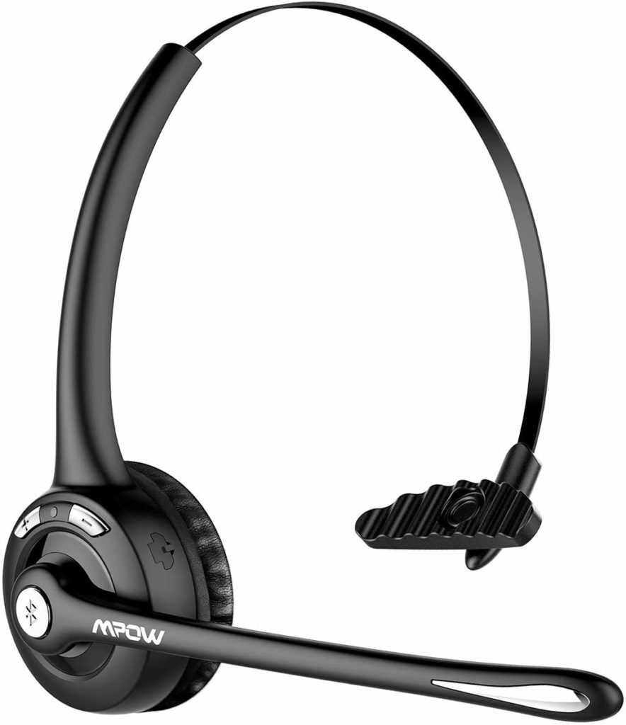Mpow Bluetooth Headset for Truckers