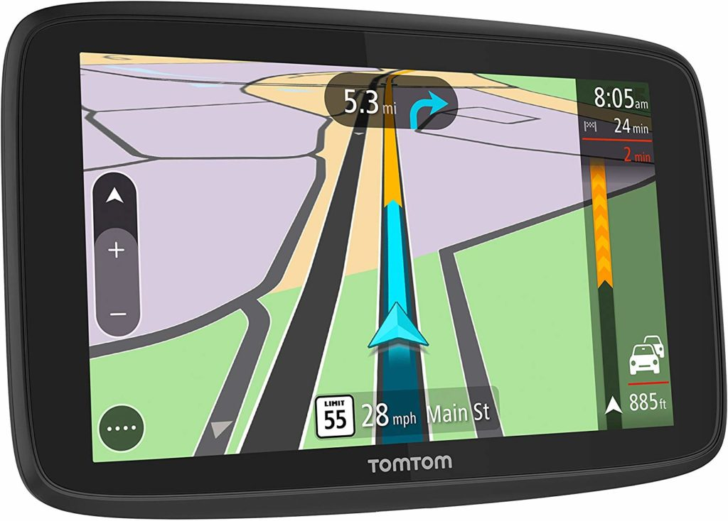 TomTom Trucker 620 GPS