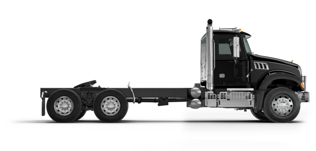 Mack Truck Granite