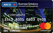 ARCO Business Solution Mastercard
