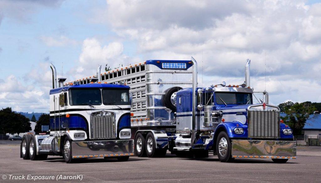 12 Trucks of Chrismas Truck 7