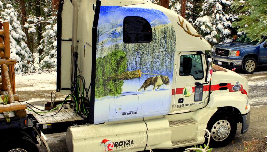 12 Trucks of Christmas Truck 10