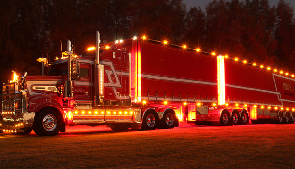 12 Trucks of Christmas - Truck 9