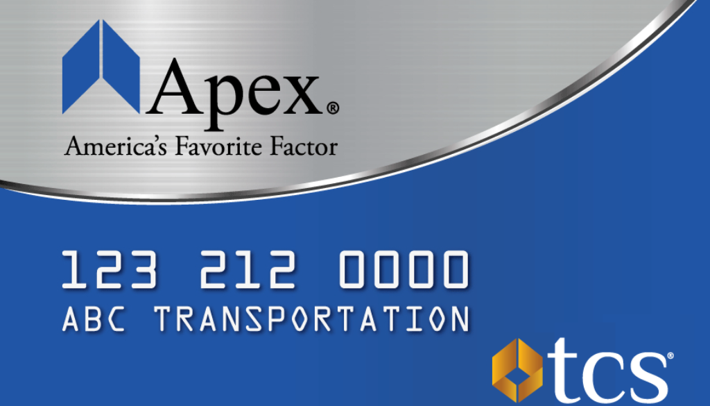 Apex Fuel Card