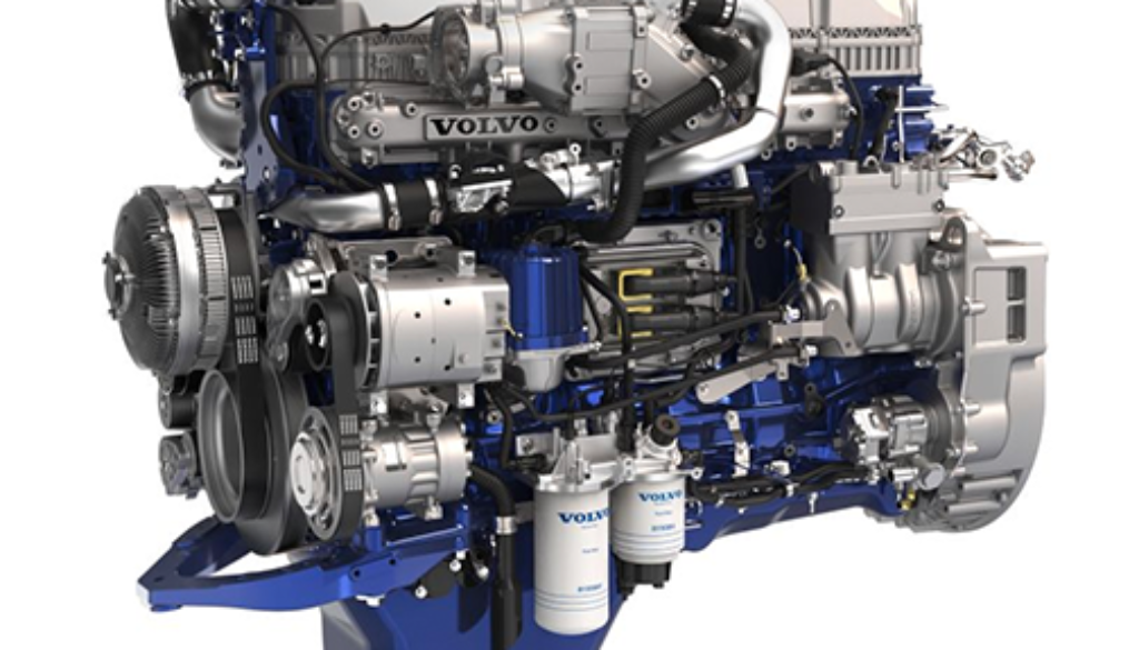 Volvo D11 Engine