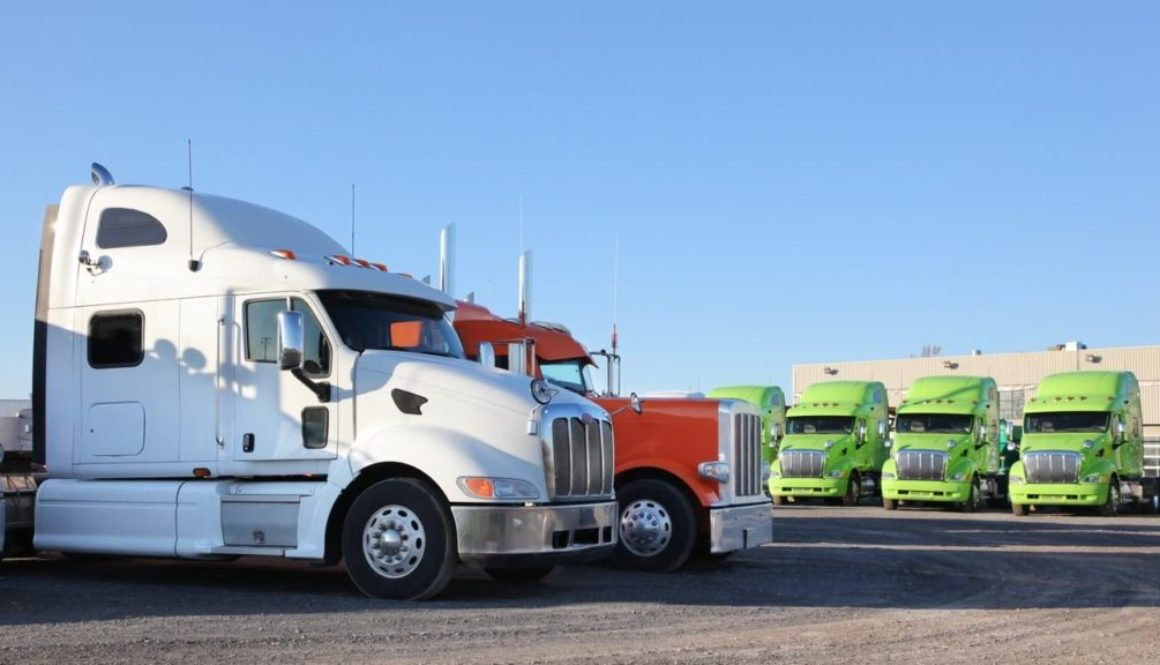 How to get semi truck financing