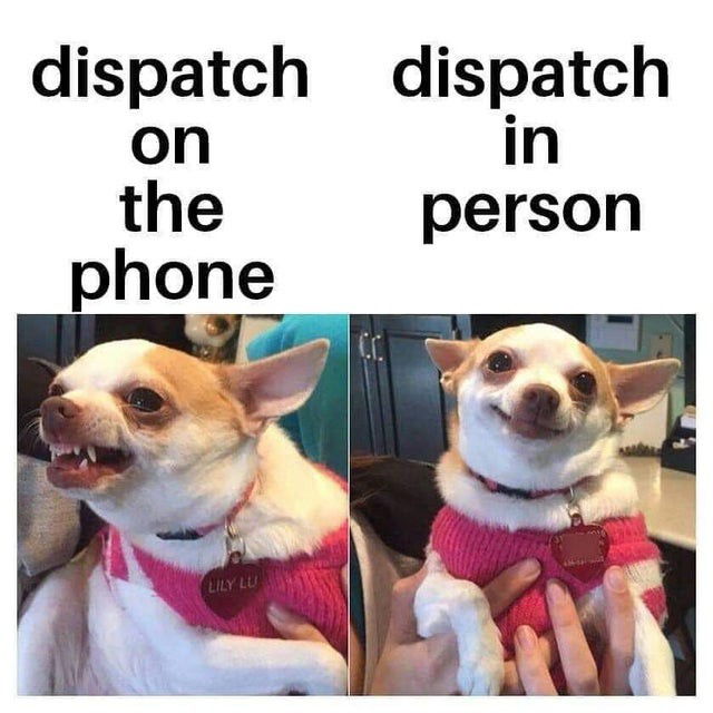 Truck Memes - Dispatch in Person