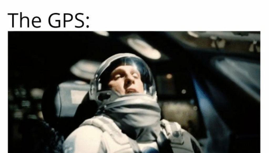 Truck Memes -GPS