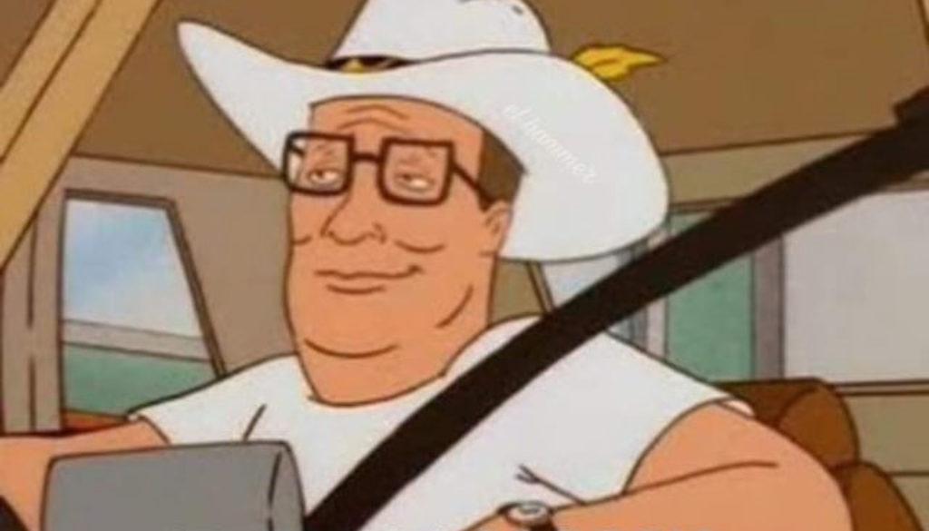 Truck Memes - Hank Hill