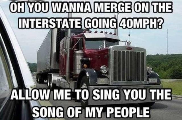 Truck Memes - Horn Honking