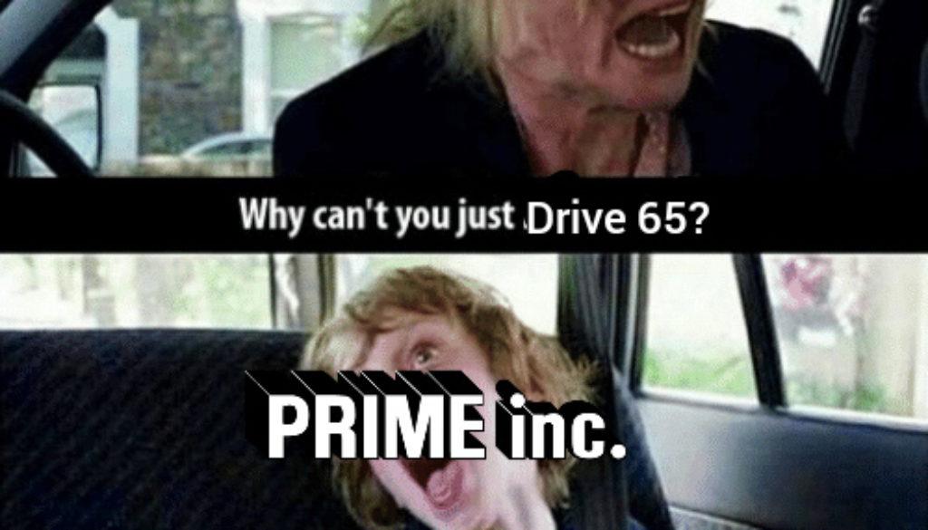 Truck Memes - Prime Inc