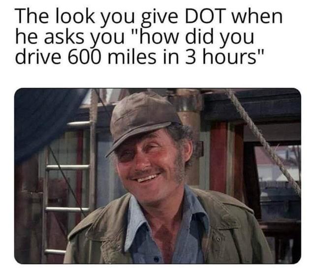 Truck Memes - Robert Shaw