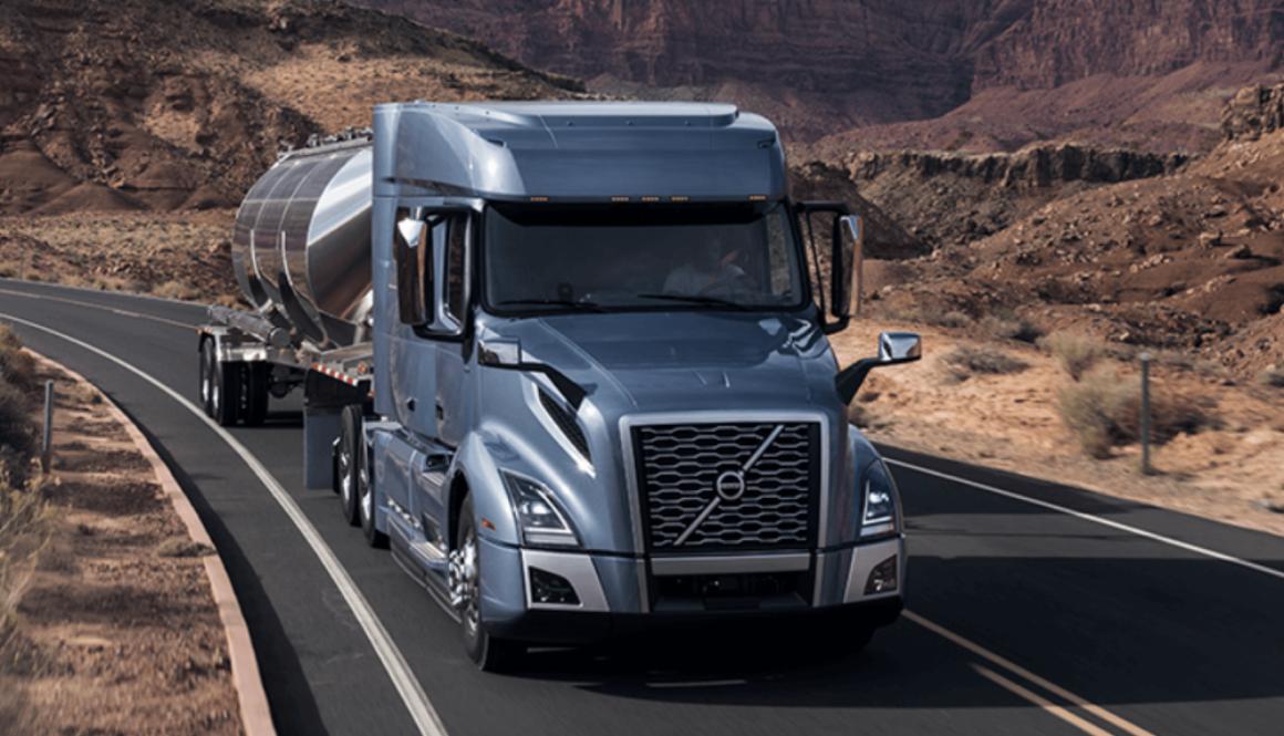 Volvo truck engines