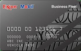 ExxonMobile Business Fleet