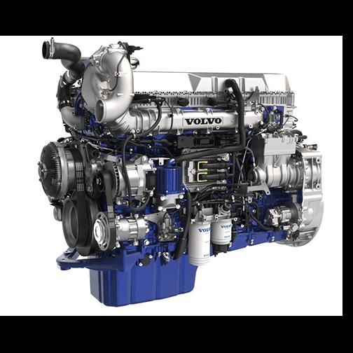 Volvo D13 Engine