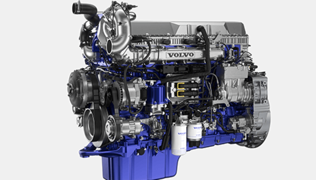 Volvo D13TC Engine