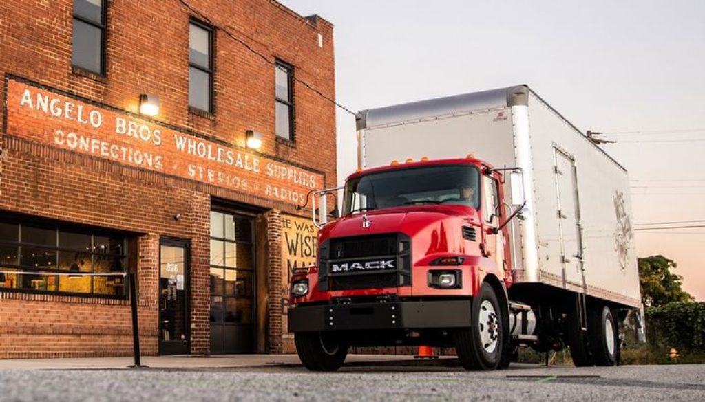 Mack Trucks to Reenter Medium-Duty Market, Open New Plant in Virginia""