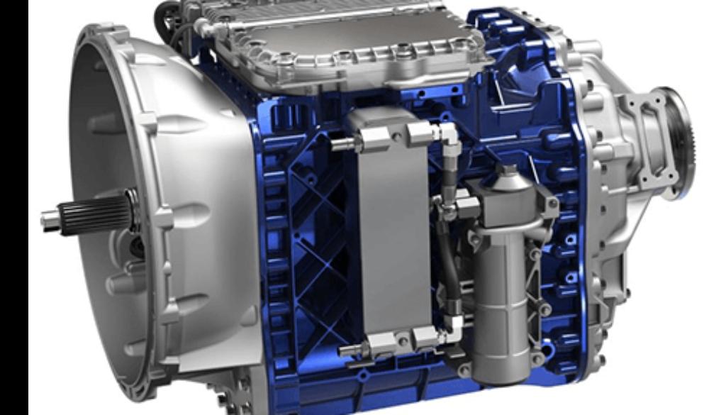 Volvo I-Shift Transmission