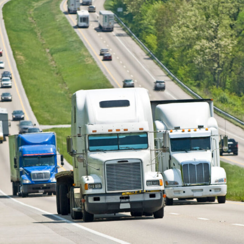 Assembly Bill 321 Tax Exemption for Interstate Trucks