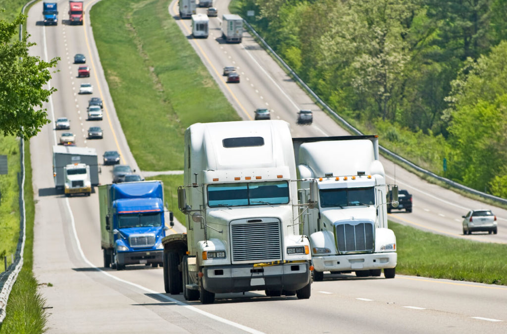 Assembly Bill 321 Tax Exemption for Interstate Trucks