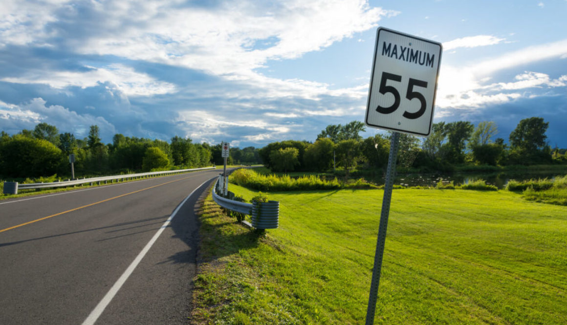 Speed Limits for Semi-Trucks in the United States