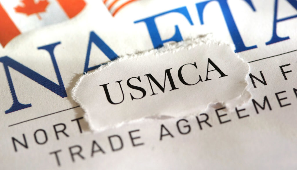 The USMCA and how it Affects Truckers