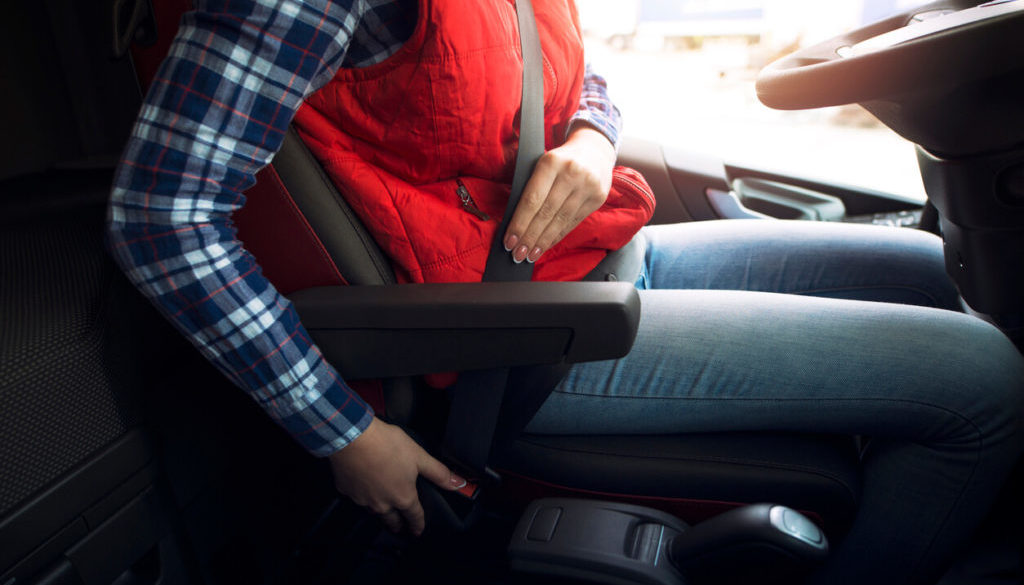 Truck Ergonomics The Comfortable Trucker%u2019s Seat