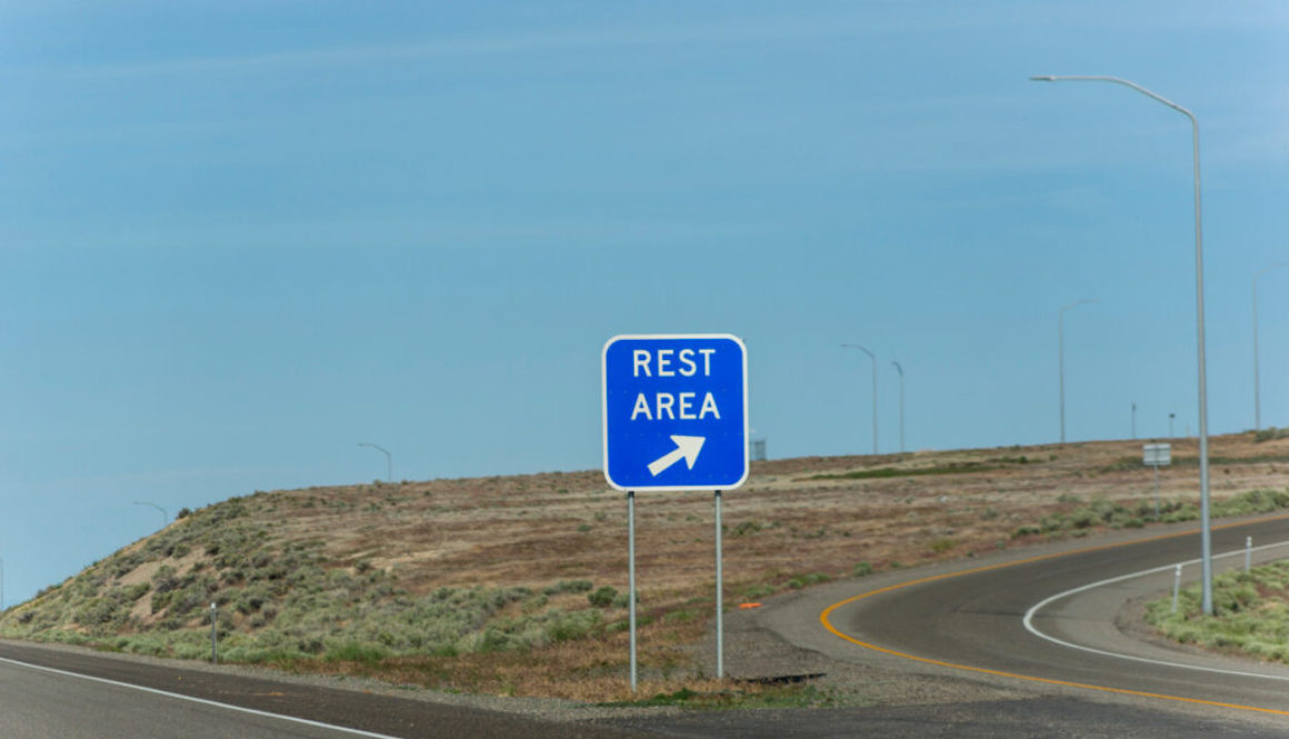 Trucker Rest Areas and Their Locations