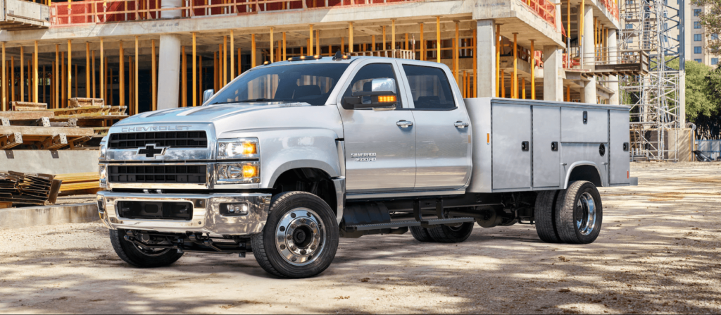 work truck financing