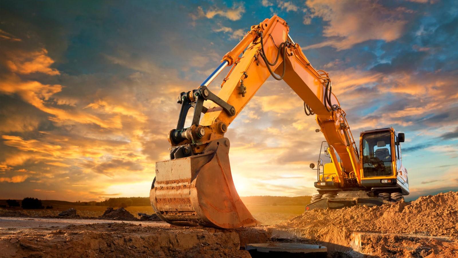 Excavators financing