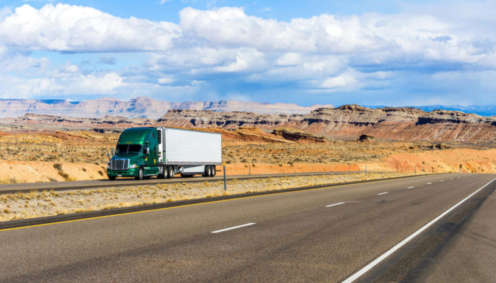 Utah Exempts Truckers from COVID-19 Entry Survey