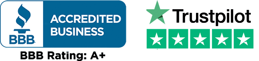 BBB and Trustpilot